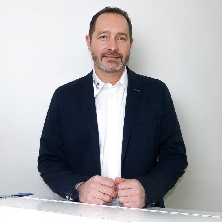 Mitarbeiterfoto von Ingor Kern von Heli-flight