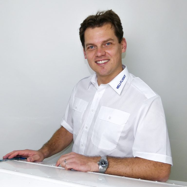 Mitarbeiterfoto von Andreas H. von heli-flight